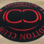 Zerbino in cocco sintetico personalizzato Cotton Club