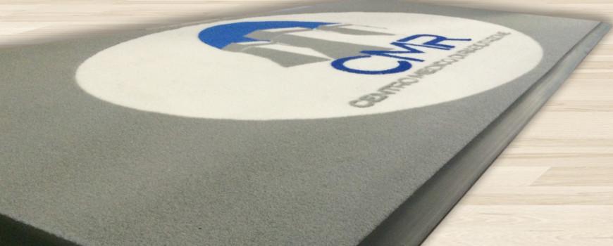 Cocco sintetico personalizzato con rampa in pvc