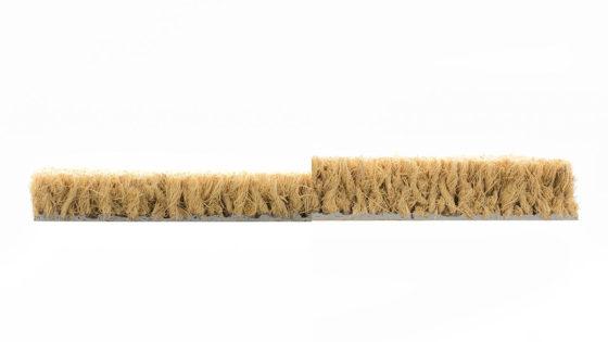 Vista profilo 17mm - 23mm Cocco naturale
