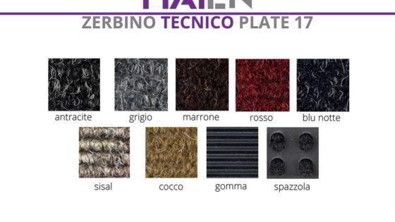 Gamma colori Plate 17