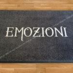 Zerbino stampato personalizzato Emozioni