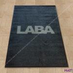 Zerbino stampato personalizzato LABA