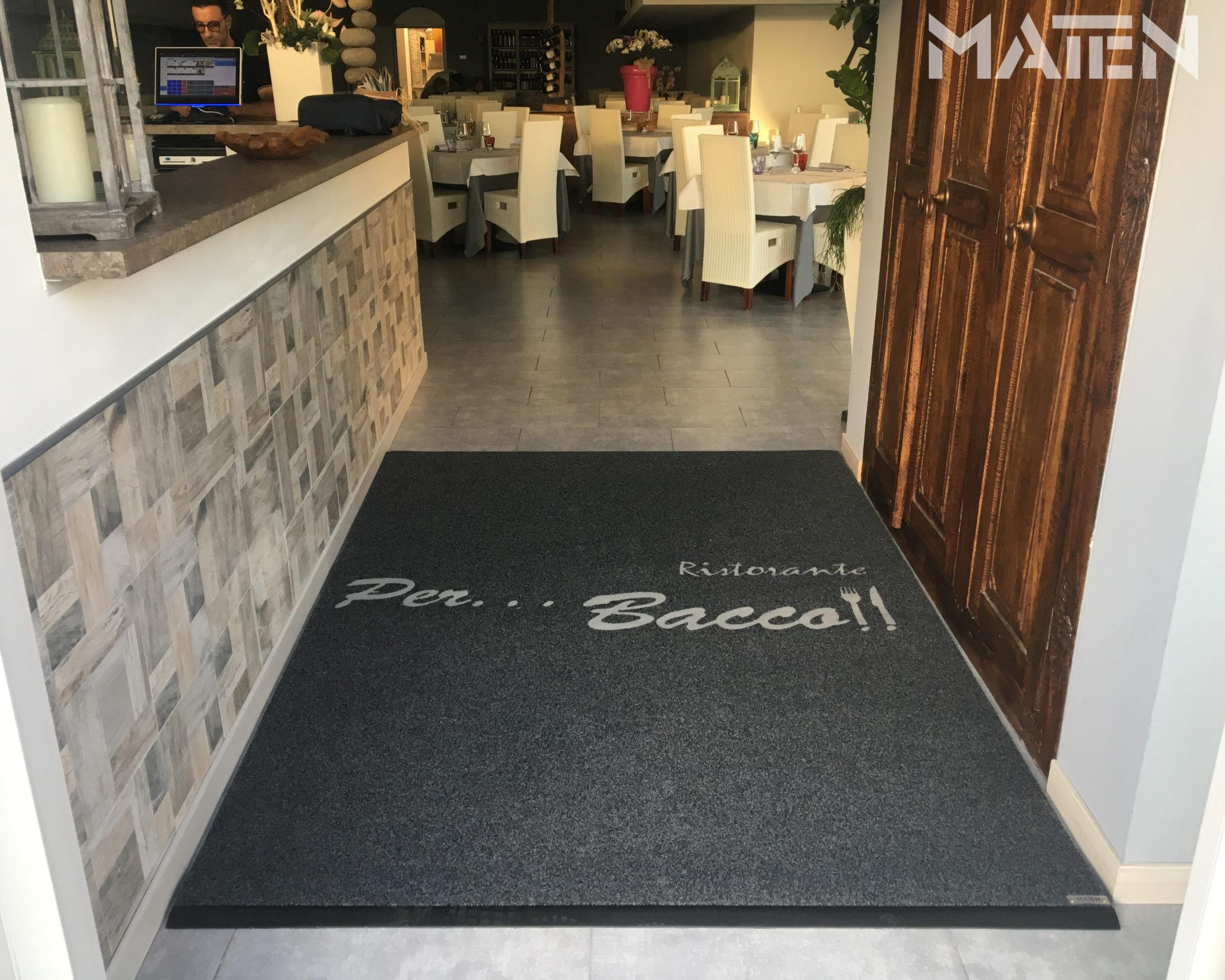Vendita Tappeti A Milano tappeto ingresso logato milano - mat.en s.r.l. produzione e