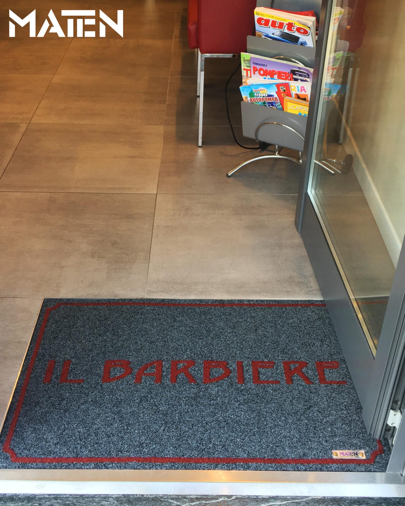 Vendita Tappeti A Milano tappeto intarsiato scritta e cornice mat.en milano provincia